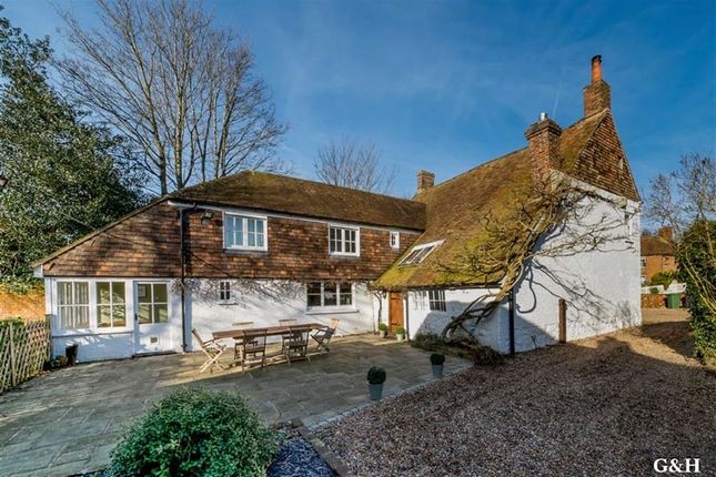 Thumbnail Detached house for sale in The Street, Willesborough, Kent