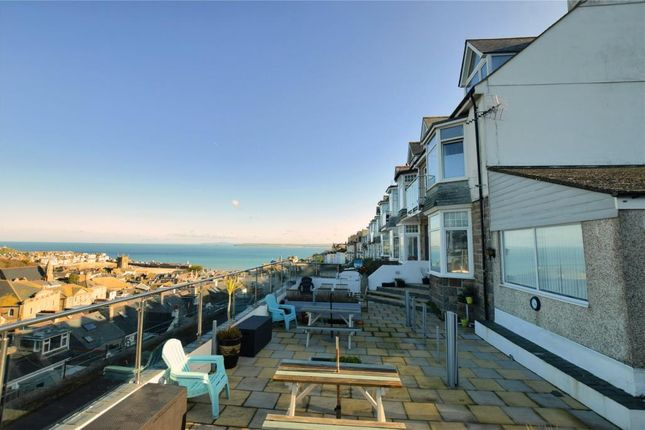Thumbnail Semi-detached house for sale in Park Avenue, St. Ives, Cornwall