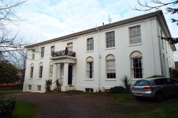 Thumbnail Flat to rent in Lansdowne Crescent, Worcester