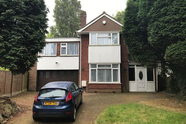 Thumbnail Detached house to rent in Lichfield Road, Rushall