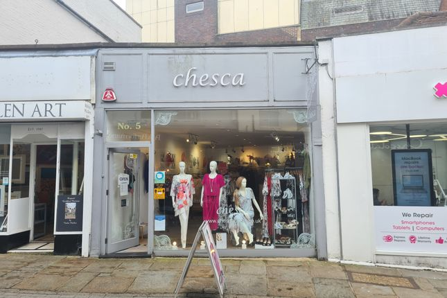 Thumbnail Retail premises to let in Market Street, Guildford