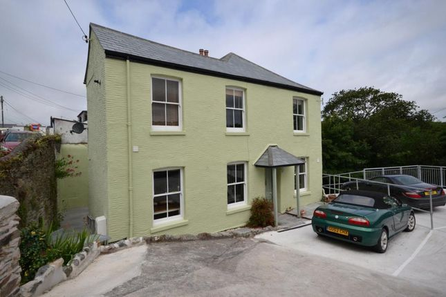 Thumbnail Semi-detached house to rent in Beech Terrace, West Looe, Cornwall