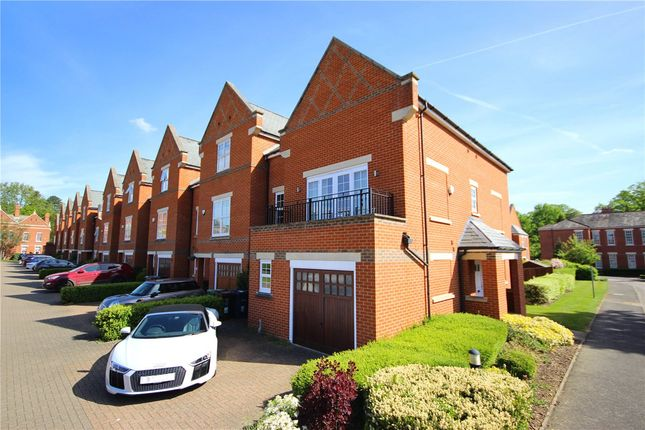 Thumbnail End terrace house to rent in Beningfield Drive, London Colney, St. Albans, Hertfordshire