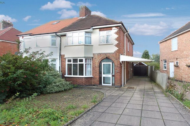 Thumbnail Property to rent in Belmont Road, Rugby