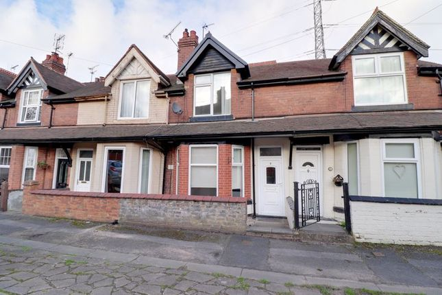 Front Elevation of Herbert Road, Stafford ST17