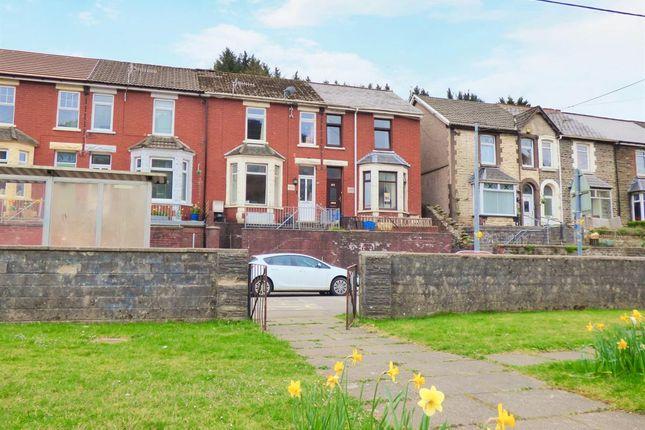 3 bed terraced house for sale in King Edward Street, Blaengarw, Bridgend CF32