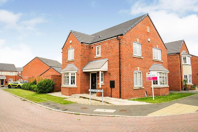 Thumbnail Detached house for sale in Greatwich Way, Kidderminster