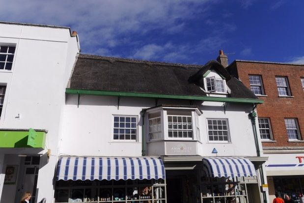 Thumbnail Maisonette to rent in Broad Street, Lyme Regis