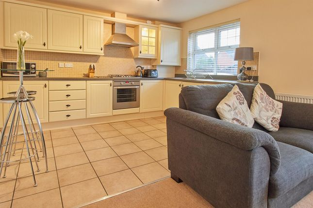 Open Plan Living Dining Kitchen To Rear