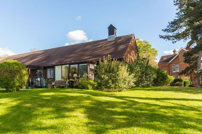 Thumbnail Semi-detached bungalow for sale in Eynsham Road, Farmoor, Oxford
