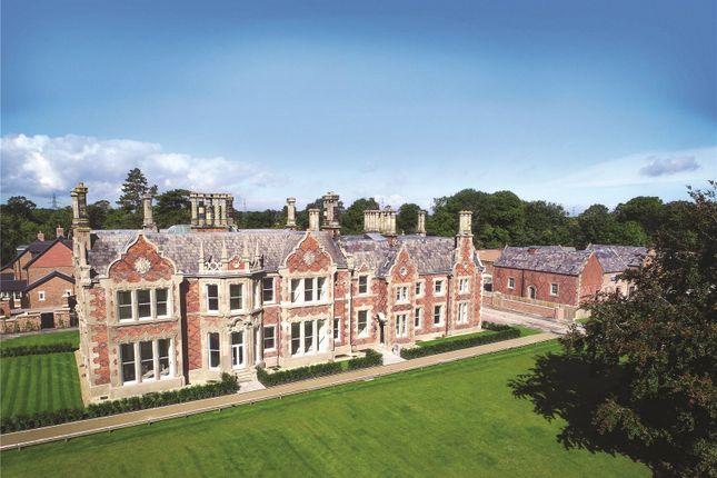 Backford Hall Aerial