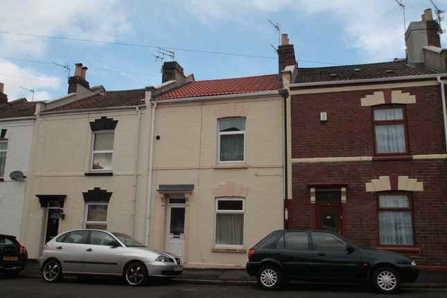 Thumbnail Terraced house to rent in Stuart Street, Redfield
