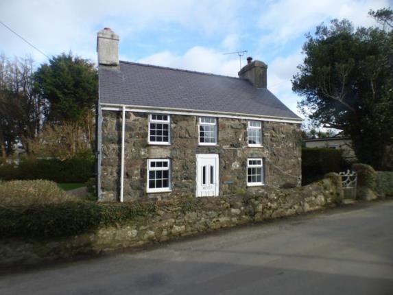 Thumbnail Detached house for sale in Lon Fawr, Edern, Pwllheli, Gwynedd