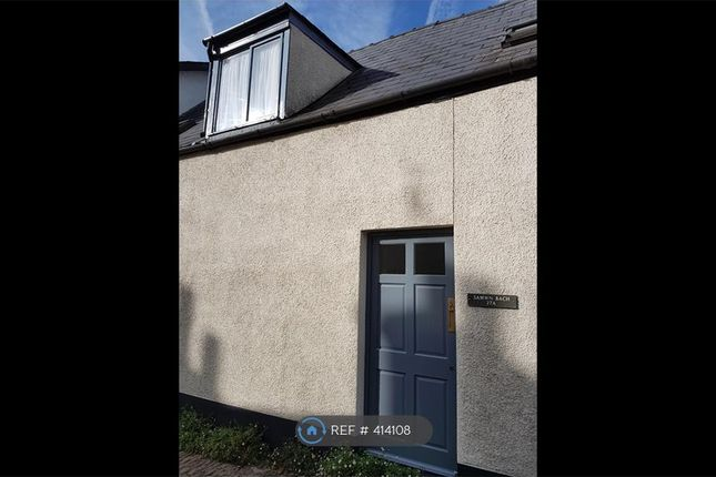 Thumbnail Flat to rent in Crickhowell, Powys.