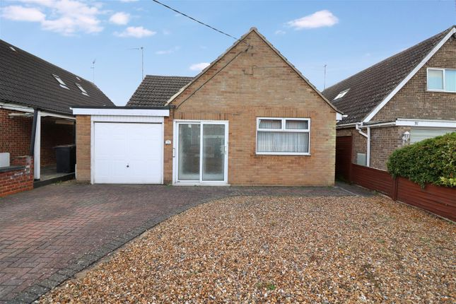 Thumbnail Detached bungalow for sale in Woodland Road, Rushden