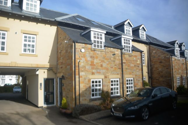 Thumbnail Town house for sale in Woodham Court, Lanchester