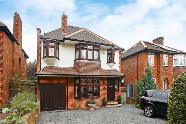 Thumbnail Property for sale in Oakwood Park Road, Southgate