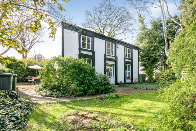 Thumbnail Detached house for sale in East Bank, Oxton, Merseyside