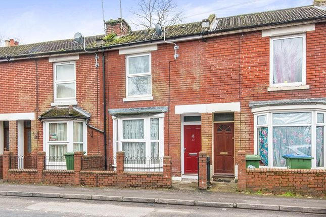 Thumbnail Terraced house for sale in Mount Pleasant Road, Southampton