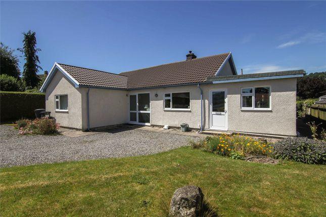 Thumbnail Bungalow for sale in Beaufort Avenue, Llangattock, Crickhowell, Powys