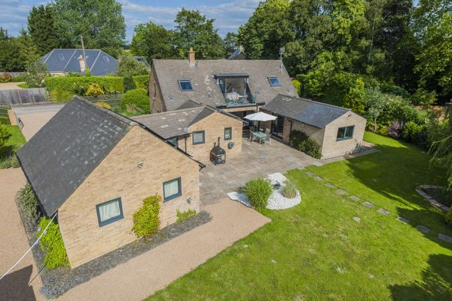 Thumbnail Detached house for sale in Wimpole, Royston, Cambridgeshire