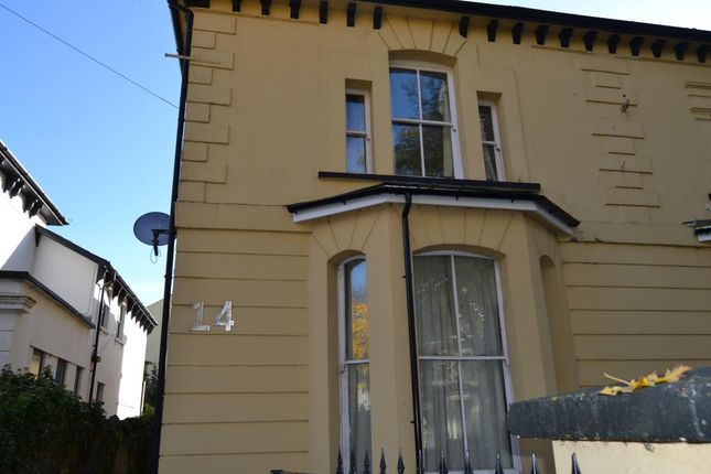 Thumbnail Flat to rent in 14, The Walk, Roath, Cardiff, South Wales