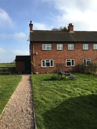 Thumbnail 3 bed semi-detached house to rent in Sudbury, Ashbourne, Derbyshire