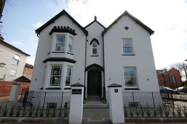 Thumbnail Flat for sale in Buckland House, The Penthouse, Avenue Road, Leamington Spa