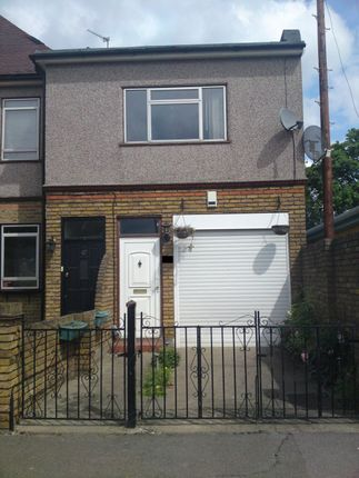 Thumbnail Terraced house for sale in Epsom Road, Ilford