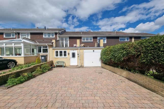 Thumbnail Terraced house for sale in Brook View, Lanchester, Durham
