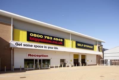 Thumbnail Warehouse to let in Big Yellow Self Storage Nottingham, 20 Lenton Lane, Nottingham, Nottinghamshire