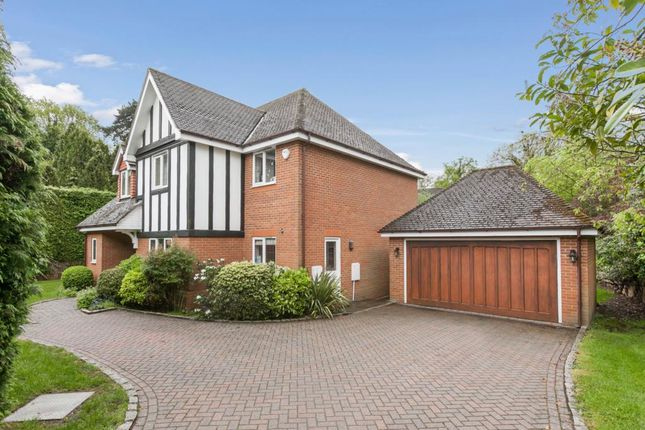 Thumbnail Detached house to rent in Westacres, Esher