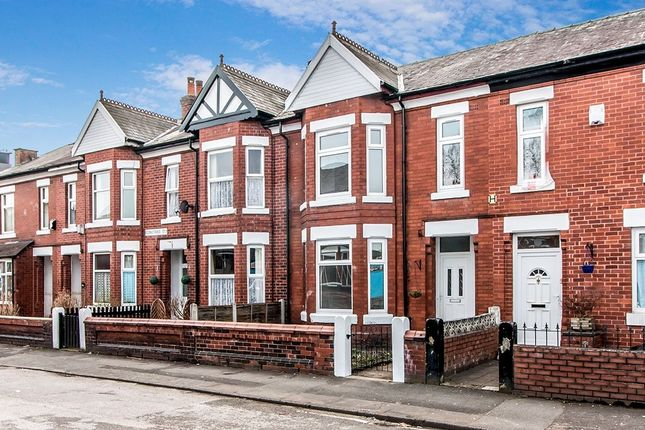 Thumbnail Terraced house to rent in Constable Street, Manchester