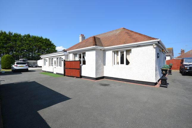 Thumbnail Detached bungalow for sale in Penisaf Avenue, Towyn