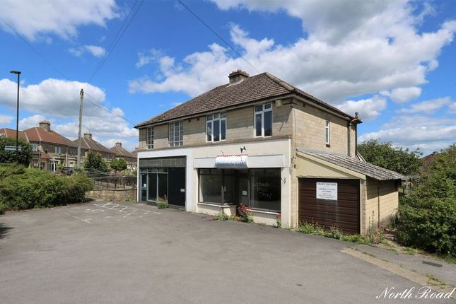 Thumbnail Semi-detached house for sale in North Road, Combe Down, Bath