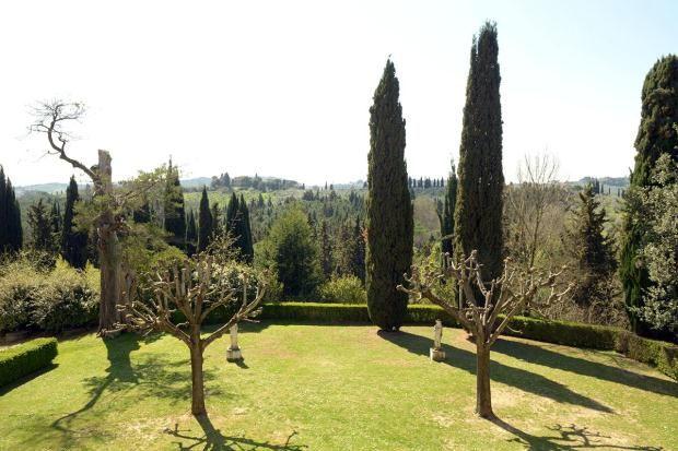 Picture No. 03 of Villa Il Moro, Impruneta, Tuscany, Italy