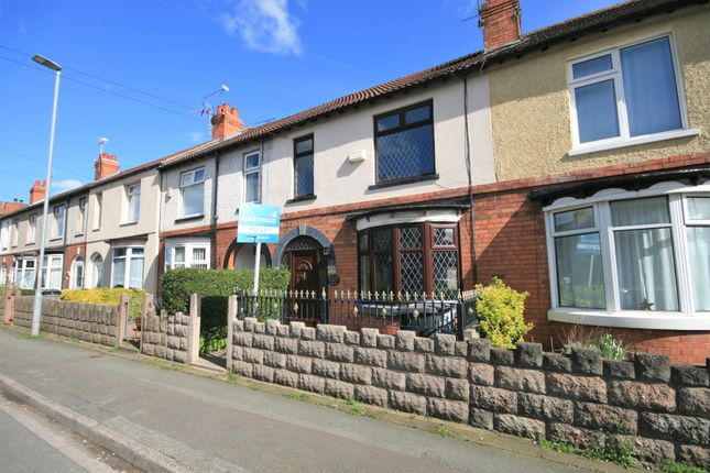 3 bed terraced house to rent in Minshull New Road, Crewe CW1