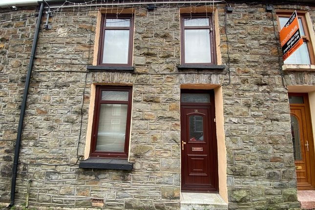 2 bed terraced house for sale in Ton Row, Ton Pentre -, Ton Pentre CF41