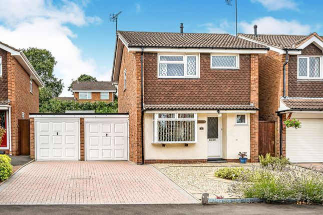 Detached house for sale in Welbeck Drive, Kidderminster