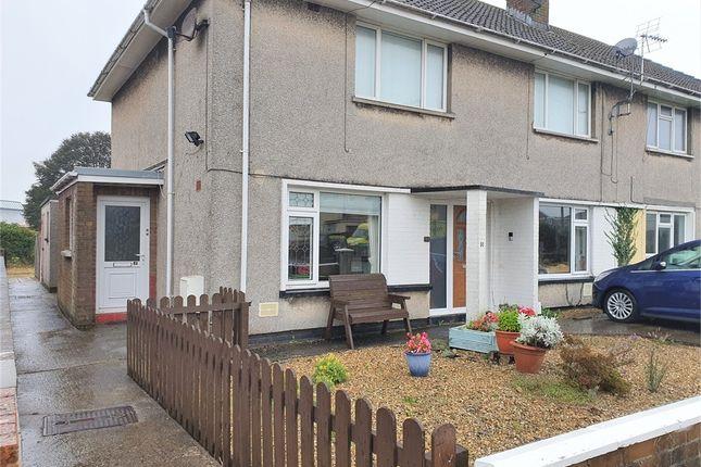 Thumbnail Flat for sale in Heol-Y-Parc, North Cornelly, Bridgend, Mid Glamorgan