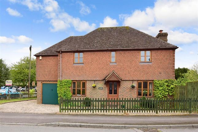 4 bed detached house for sale in Plain Road, Smeeth, Ashford, Kent