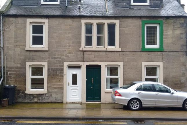 Thumbnail Flat to rent in 37 Ladhope Vale, Galashiels