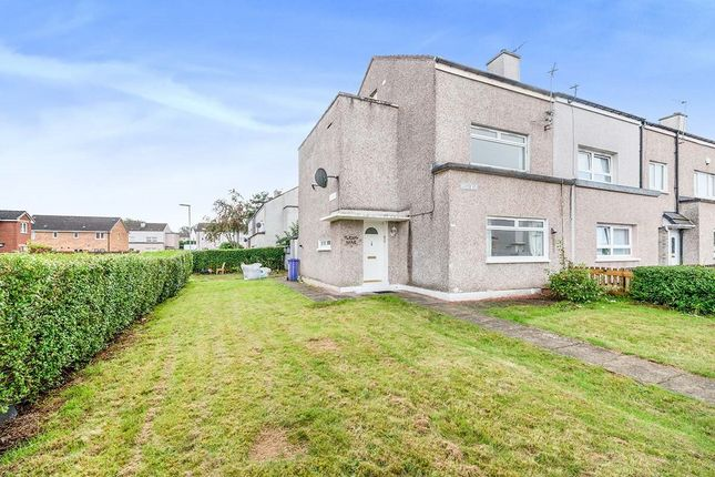 Thumbnail End terrace house for sale in Corse Road, Glasgow, Lanarkshire