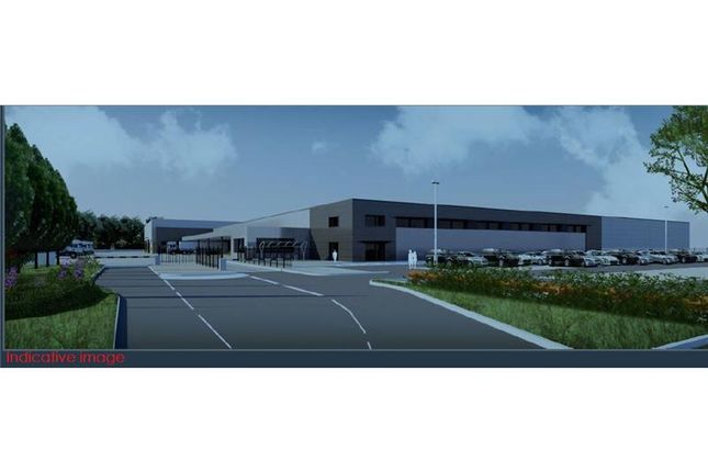 Thumbnail Warehouse for sale in Banbury 200, Southam Road, Banbury, Oxfordshire, UK