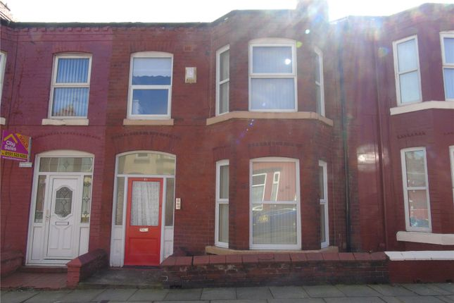 Thumbnail Flat to rent in Chatsworth Avenue, Liverpool, Merseyside