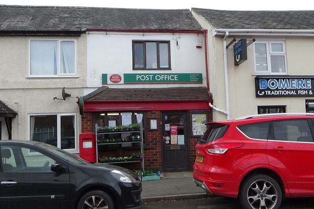 Thumbnail Office for sale in Shrewsbury Road, Shropshire