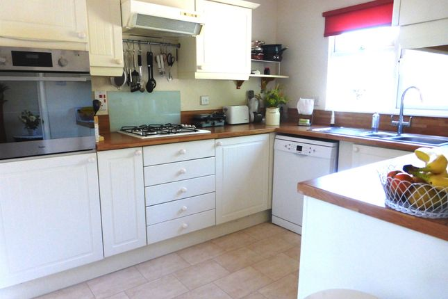 Thumbnail Mobile/park home for sale in Danesbury Park Road, Welwyn