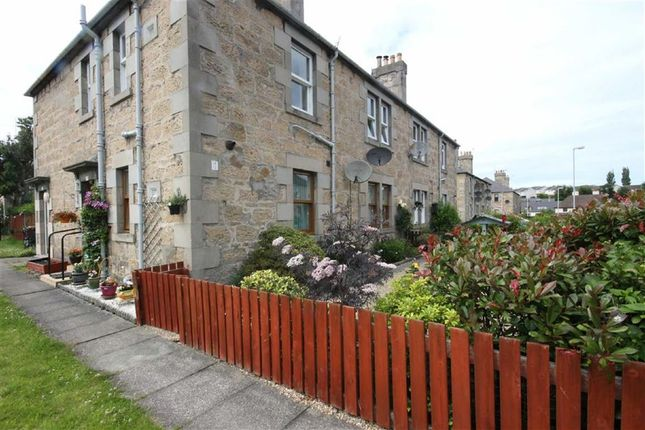Thumbnail Flat for sale in Caroline Street, Bishopmill, Elgin