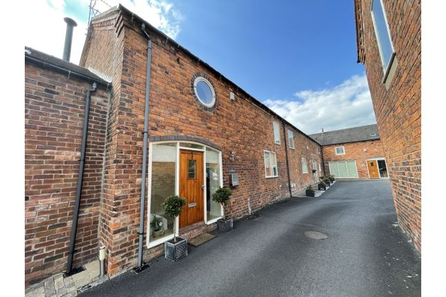Thumbnail Barn conversion for sale in Bradeley Hall Road, Haslington