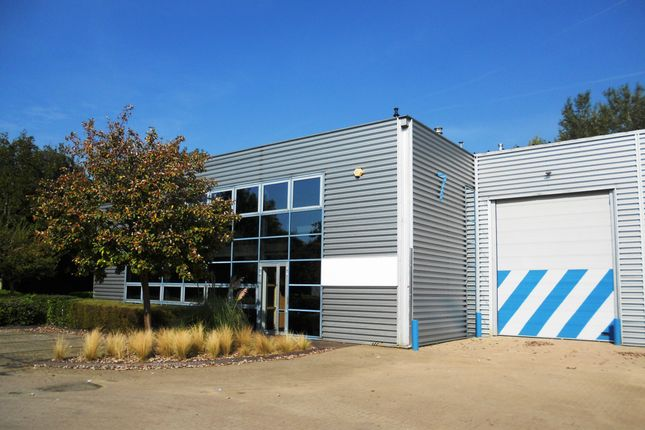Thumbnail Industrial to let in Unit 11, Birch, Kembrey Park, Swindon